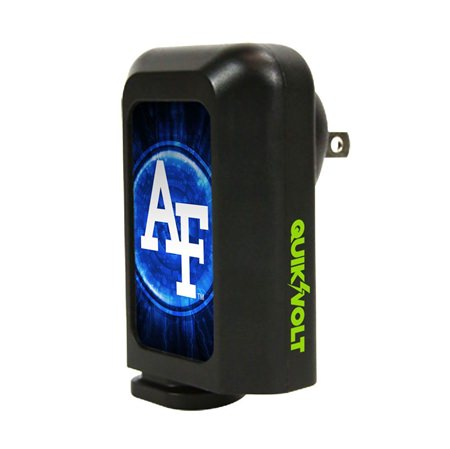 Air Force Falcons WP-210 2 in 1 Car/Wall Charger Combo