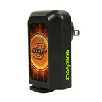 Oklahoma State Cowboys WP-210 2 in 1 Car/Wall Charger Combo