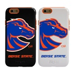 Guard Dog Boise State Broncos Hybrid Phone Case for iPhone 6 / 6s with Guard Glass Screen Protector
