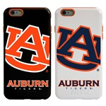 Guard Dog Auburn Tigers Hybrid Phone Case for iPhone 6 Plus / 6s Plus with Guard Glass Screen Protector