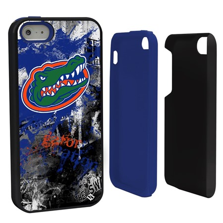 Florida Gators PD Spirit Hybrid Case for iPhone 5 / 5s / SE