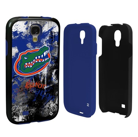 Florida Gators PD Spirit Hybrid Case for Samsung Galaxy S4