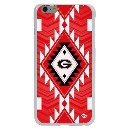 Guard Dog Georgia Bulldogs PD Tribal Phone Case for iPhone 6 Plus / 6s Plus