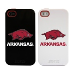 Arkansas Razorbacks Guard Dog® Hybrid Case for iPhone 4 / 4s