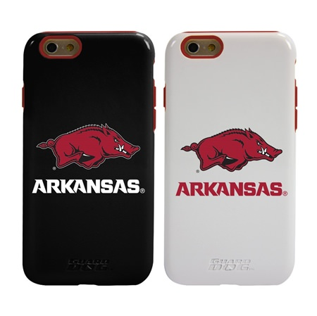 Guard Dog Arkansas Razorbacks Hybrid Phone Case for iPhone 6 / 6s