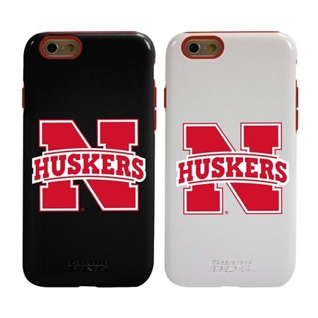 Guard Dog Nebraska Cornhuskers Hybrid Phone Case for iPhone 6 / 6s