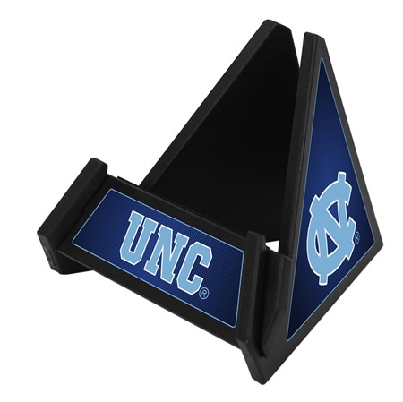 North Carolina Tar Heels Pyramid Phone & Tablet Stand