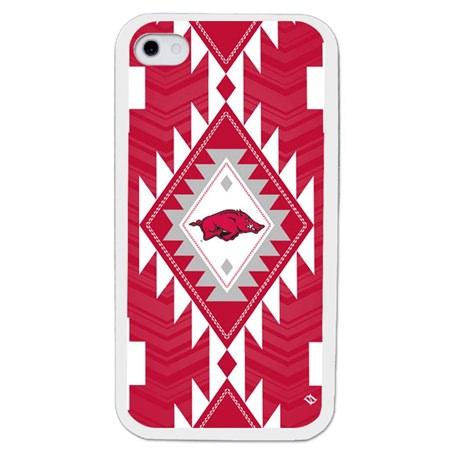Arkansas Razorbacks PD Tribal Case for iPhone 4 / 4s