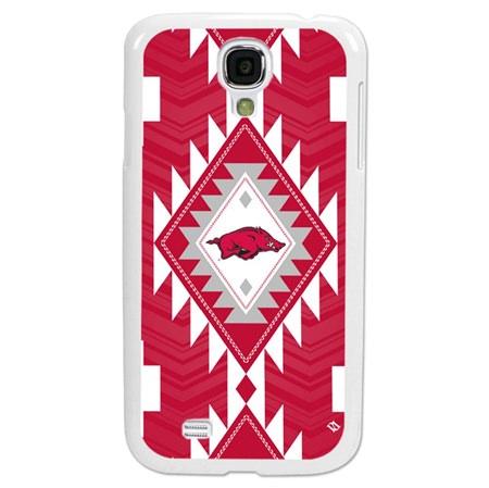 Arkansas Razorbacks PD Tribal Case for Samsung Galaxy S4