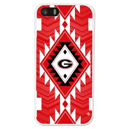 Georgia Bulldogs PD Tribal Case for iPhone 5 / 5s / SE