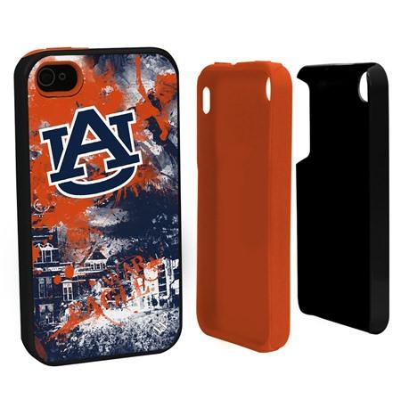 Auburn Tigers PD Spirit Hybrid Case for iPhone 4 / 4s
