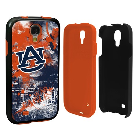 Auburn Tigers PD Spirit Hybrid Case for Samsung Galaxy S4