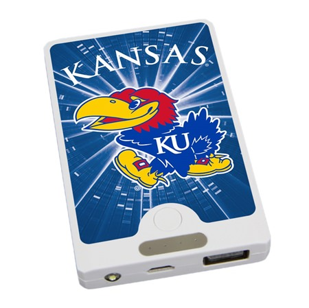 Kansas Jayhawks APU 4000LX USB Mobile Charger