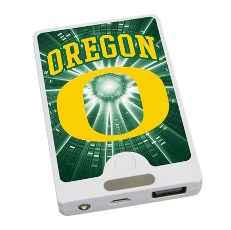 Oregon Ducks APU 4000LX USB Mobile Charger
