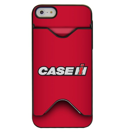 Case IH Credit Card Case for iPhone 5 / 5s / SE