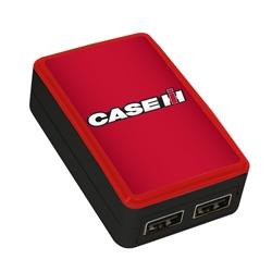 Guard Dog Case IH WP-200X Dual-Port USB Wall Charger
