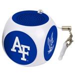 Air Force Falcons MX-100 Cubio Mini Bluetooth® Speaker Plus Selfie Remote
