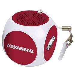 Arkansas Razorbacks MX-100 Cubio Mini Bluetooth® Speaker Plus Selfie Remote