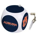 Auburn Tigers MX-100 Cubio Mini Bluetooth® Speaker Plus Selfie Remote