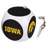 Iowa Hawkeyes MX-100 Cubio Mini Bluetooth® Speaker Plus Selfie Remote