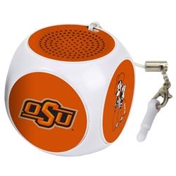 Oklahoma State Cowboys MX-100 Cubio Mini Bluetooth® Speaker Plus Selfie Remote
