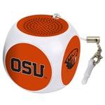 Oregon State Beavers MX-100 Cubio Mini Bluetooth® Speaker Plus Selfie Remote