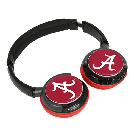 Alabama Crimson Tide Sonic Jam Bluetooth® Headphones
