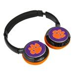 Clemson Tigers Sonic Jam Bluetooth® Headphones