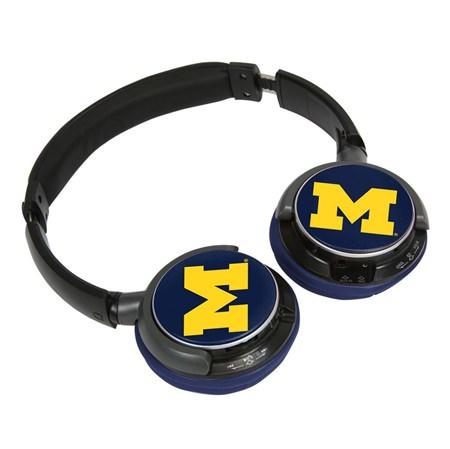 Michigan Wolverines Sonic Jam Bluetooth® Headphones