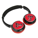 Texas Tech Red Raiders Sonic Jam Bluetooth® Headphones