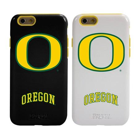 Guard Dog Oregon Ducks Hybrid Phone Case for iPhone 6 / 6s
