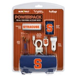 Syracuse Orange Mobile Accessory PowerPack with Micro USB Cable