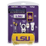 LSU Tigers Mobile Accessory PowerPack with Lightning USB Cable