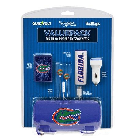 Florida Gators Mobile Accessory ValuePack