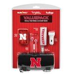Nebraska Cornhuskers Mobile Accessory ValuePack
