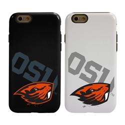 "Guard Dog Oregon State Beavers ""Beaver Head"" Hybrid Phone Case for iPhone 6 / 6s"
