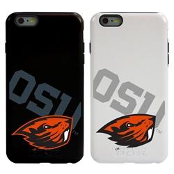 "Guard Dog Oregon State Beavers ""Beaver Head"" Hybrid Phone Case for iPhone 6 Plus / 6s Plus"