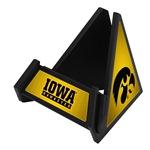 Iowa Hawkeyes Pyramid Phone & Tablet Stand