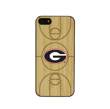 Georgia Bulldogs Eco Light Court Case for iPhone 5 / 5s / SE