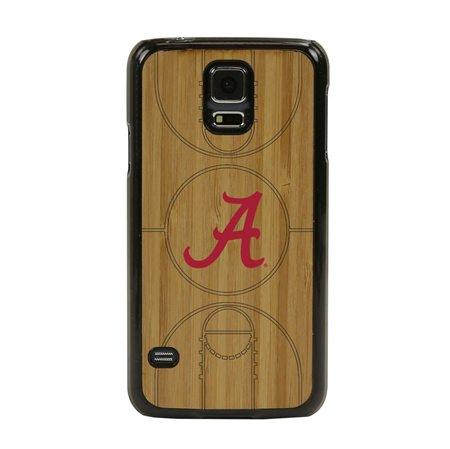 Alabama Crimson Tide Eco Light Court Case for Samsung Galaxy S5