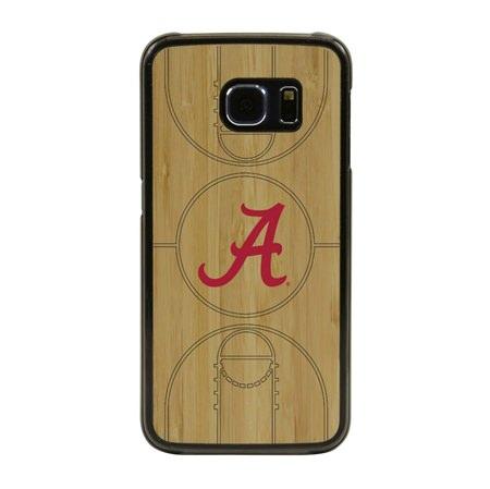 Alabama Crimson Tide Eco Light Court Case for Samsung Galaxy S6 Edge