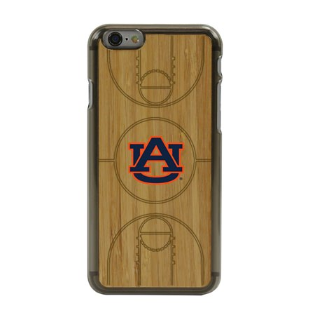 Auburn Tigers Eco Light Court Case for iPhone 6 / 6s with Guard Glass Screen Protector