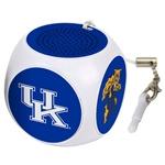 Kentucky Wildcats MX-100 Cubio Mini Bluetooth® Speaker Plus Selfie Remote