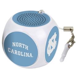 North Carolina Tar Heels MX-100 Cubio Mini Bluetooth® Speaker Plus Selfie Remote