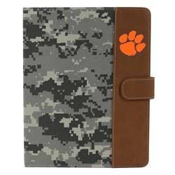 Clemson Tigers Camo Folio Case for iPad 2 / 3