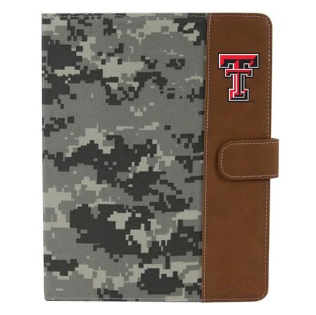 Texas Tech Red Raiders Camo Folio Case for iPad 2 / 3