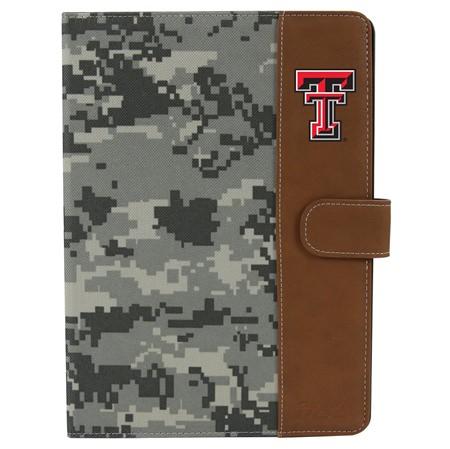 Texas Tech Red Raiders Camo Folio Case for iPad Air