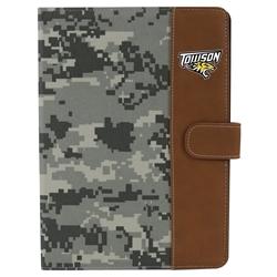 Towson Tigers Camo Folio Case for iPad Air