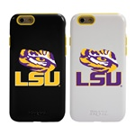 Guard Dog LSU Tigers Hybrid Phone Case for iPhone 6 / 6s with Guard Glass Screen Protector