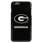 Guard Dog Georgia Bulldogs Aluminum Phone Case for iPhone 6 Plus / 6s Plus with Guard Glass Screen Protector